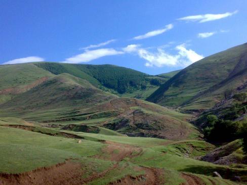 روستای اینی. اردبیل - کیانوش محمدی