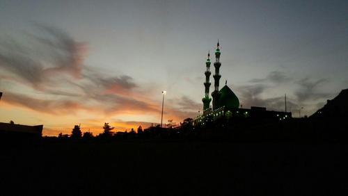 امام زاده سیدمحمد خمینی شهر - بهزاد غضنفری