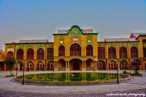 تهران - مهرزاد اسدی