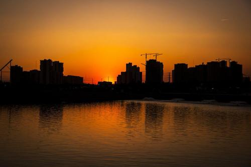 دریاچه شهدای خلیج فارس. تهران - حسین داودی