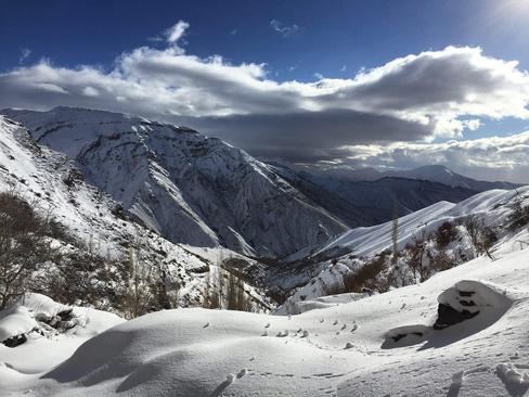 کوه سنگان - محمد منبع جود