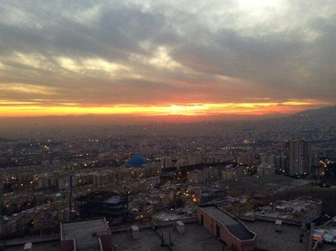 شهرک قائم تهران- آرش حبیبی