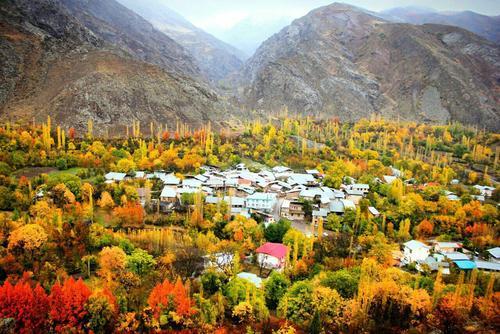 روستای اندج- قزوین- محمد نوری