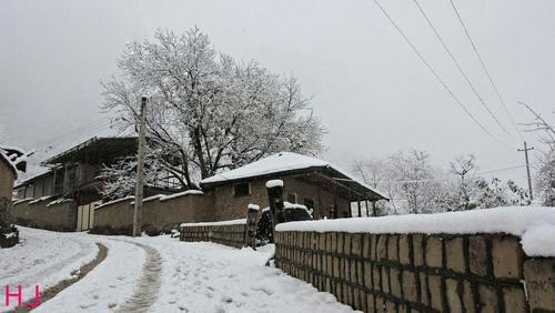 دهکده توریستی چینو- علی آباد کتول- استان گلستان- هوشنگ جاوید