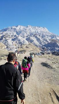 کوه نمک جاشک- استان بوشهر- ابوذر مروت