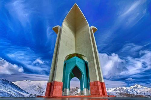تپه نورالشهدا- قزوین- محمدرضا حقی