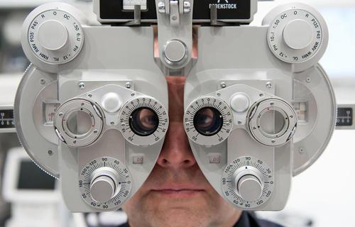نمایشگاه سالانه وسایل چشم پزشکی در مونیخ آلمان