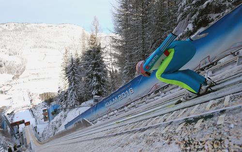 مسابقات جام جهانی اسکی پرش – اتریش