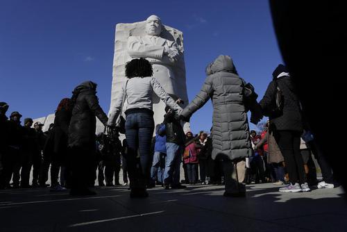 بزرگداشت مارتین لوتر کینگ – واشنگتن