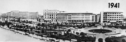 استالینگراد در سال 1941- قبل از جنگ جهانی دوم