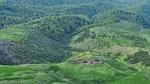 ارتفاعات سنگده سوادکوه-استان مازندران- احمد معدنی
