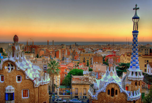 شهر بارسلون- اسپانیا