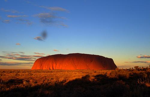 صخره  آیرز راک- استرالیا