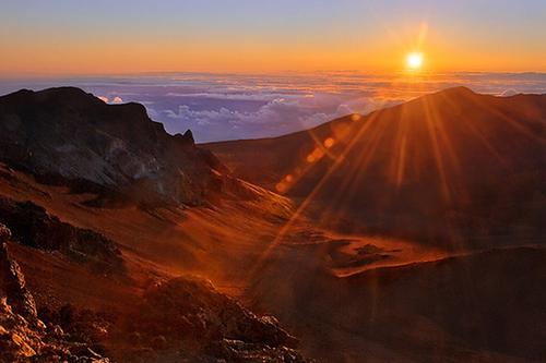 کوه های ایالت هاوایی- آمریکا