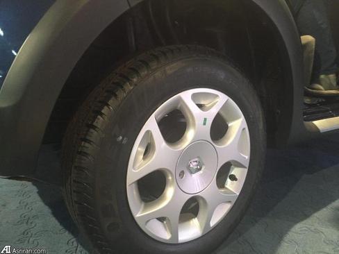 رینگ خودرو در ساندروی جدید تغییر یافته است