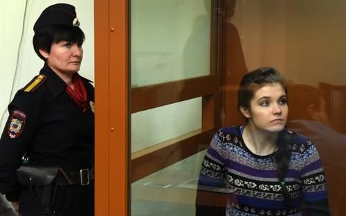 محاکمه یک دانشجوی روسی در دادگاه نظامی روسیه به اتهام پیوستن به داعش - خبرگزاری فرانسه