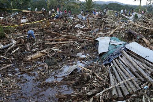 صدمات شدید توفان اوتو به کاستا ریکا