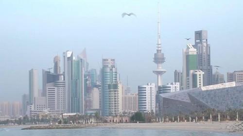نمایی از شهر کوبت پایتخت کشور کویت