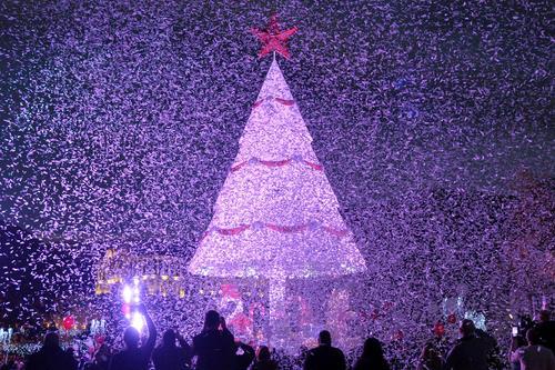 آغاز آیین های کریسمس در میان مسیحیان شمال لبنان