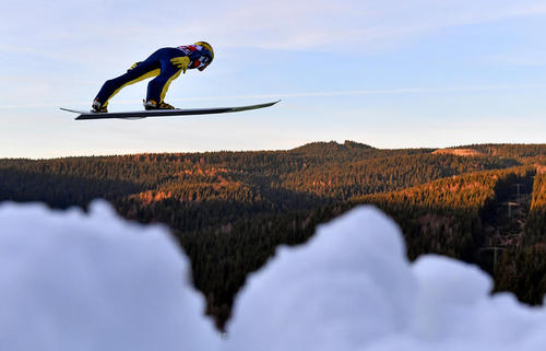 مسابقات جهانی اسکی پرش مردان – آلمان