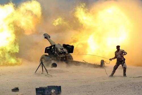 عملیات آزادسازی فلوجه عراق از اشغال داعش