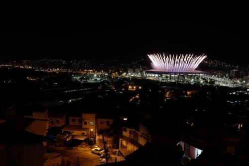 مراسم افتتاحیه رسمی المپیک تابستانی 2016 ریو