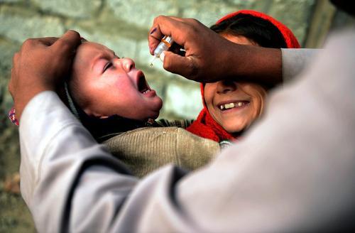 واکسیناسیون فلج اطفال –  قندهار افغانستان