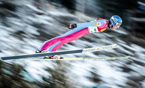 مسابقات جهانی اسکی پرش در اتریش