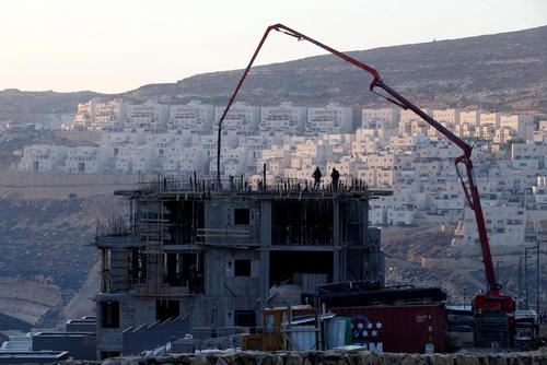 شهرک سازی های غیر قانونی در اراضی اشغالی فلسطین از سوی اسراییل – کرانه باختری
