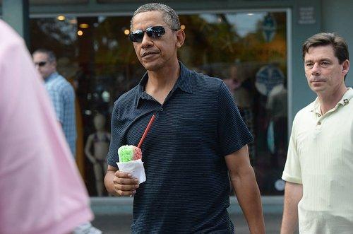 تعطیلات کریسمس خانواده اوباما در هاوایی