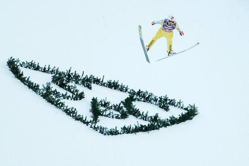 مسابقات اسکی پرش – باواریا آلمان