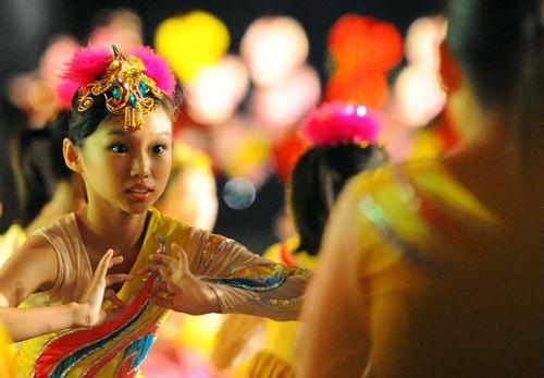 جشن سال نو چینی در سنگاپور
