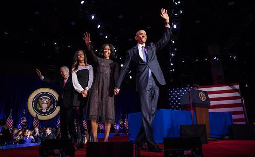 سخنرانی وداع اوباما با مردم آمریکا – شیکاگو