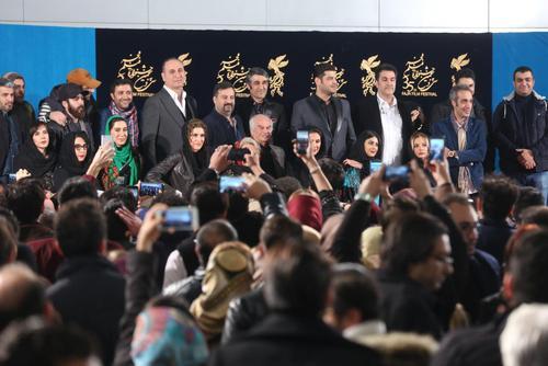 پردیس ملت به عنوان کاخ مردمی جشنواره روزهای شلوغی را سپری می کند