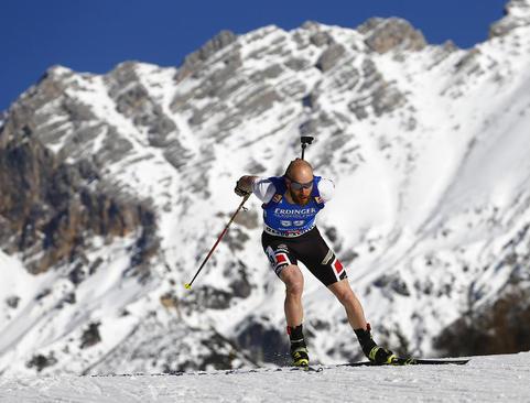مسابقات جهانی ورزش دوگانه – اسکی و تیراندازی- در اتریش