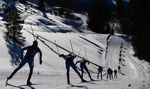 مسابقات جهانی ورزش دوگانه – اسکی و تیراندازی- اتریش
