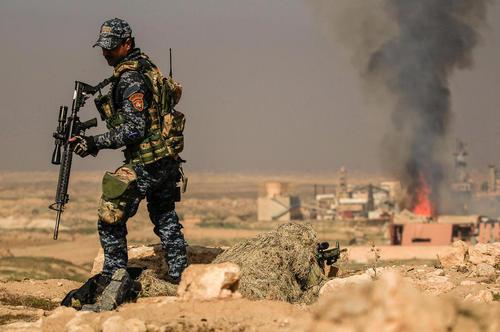 نبرد آزادسازی موصل از اشغال داعش