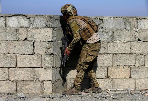ادامه نبرد آزادسازی موصل از اشغال داعش