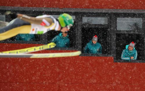 مسابقات جهانی اسکی پرش در فنلاند