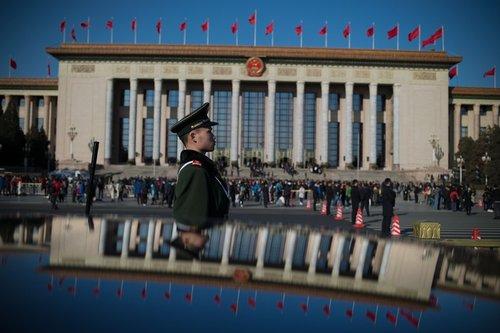 آغاز به کار کنگره ملی خلق چین – پکن