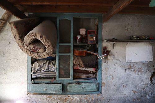 خانه ای در شهر دوما در نزدیکی دمشق سوریه