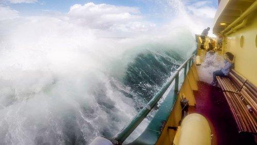 ساحل توفانی سیدنی