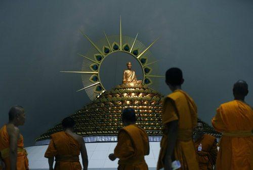 معبدی در بانکوک