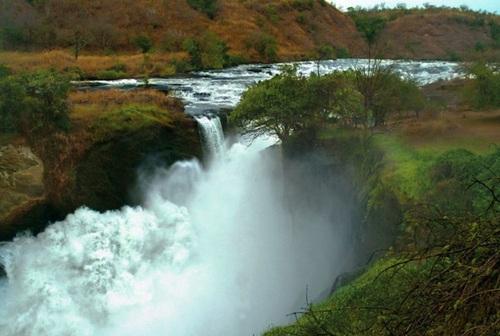 آبشار مارچیسن در اوگاندا