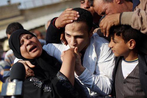 آزادی 203 زندانی سیاسی جوان مصری از زندان قاهره با فرمان عفو عبدالفتاح السیسی رییس جمهور