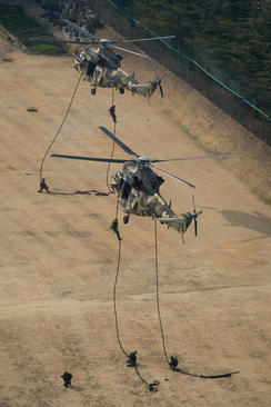 برگزاری رزمایش مشترک آمریکا و کره جنوبی در واکنش به تهدیدات نظامی کره شمالی