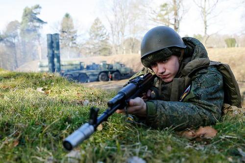 رزمایش ارتش روسیه – کالینینگراد