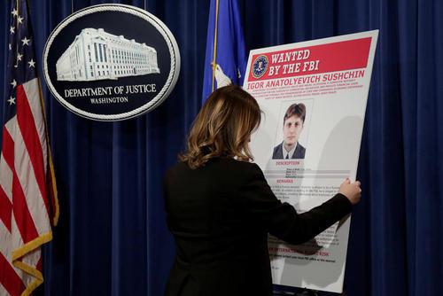 اعلام حکم تعقیب قضایی برای 2 جاسوس روسی به اتهام هک سرویس ای میل یاهو – وزارت دادگستری آمریکا