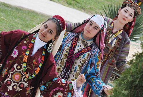 جشنواره نوروز در تاشکند ازبکستان