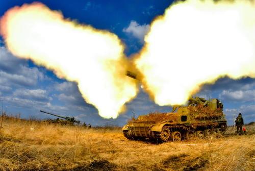 رزمایش ارتش روسیه